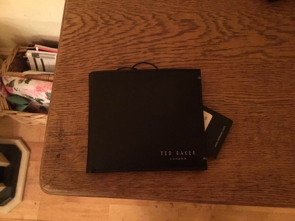 c1d7f5dab843 Ted baker wallet in L4 Liverpool for £20.00 for sale - Shpock
