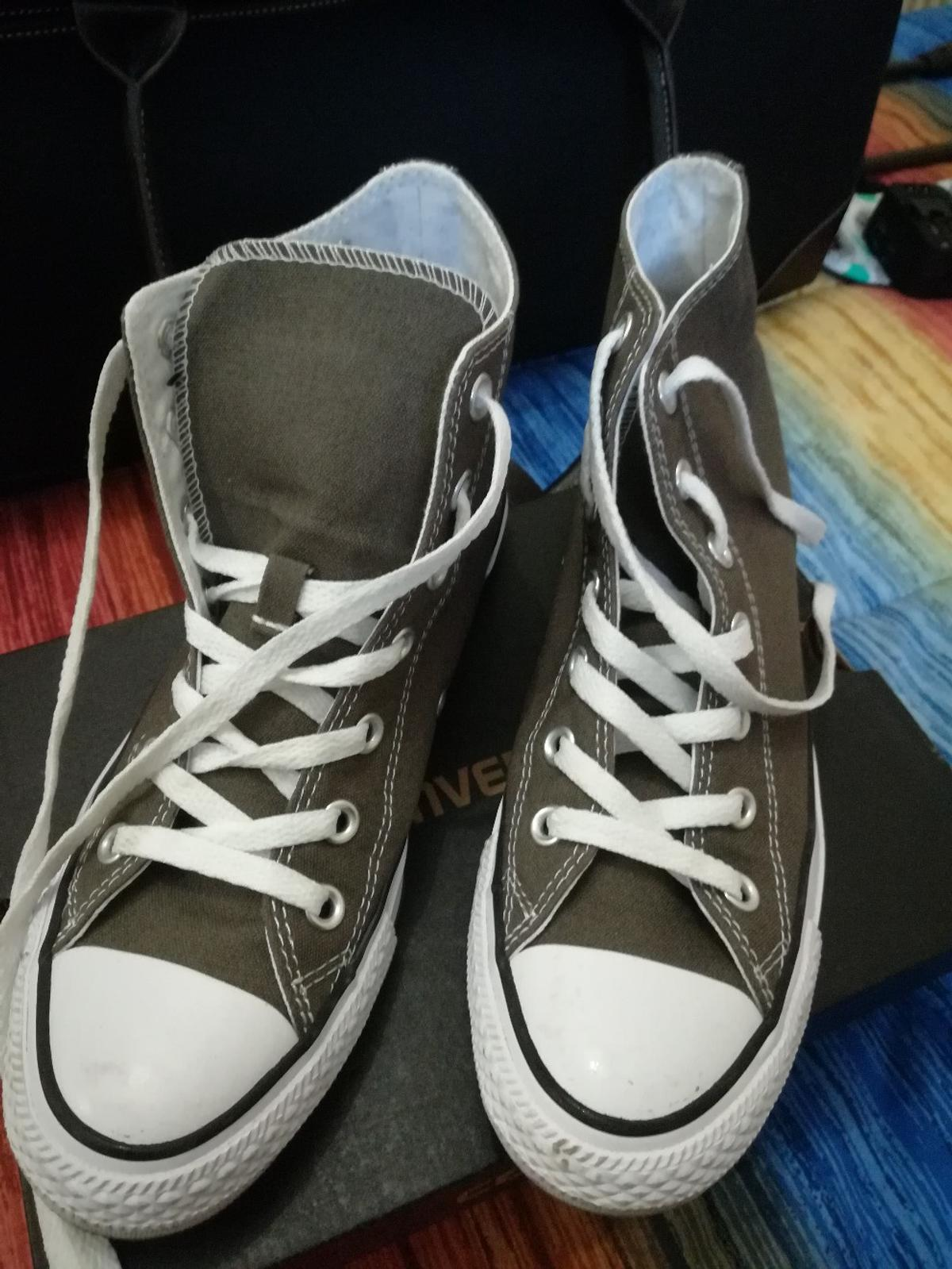 vendo Converse All Star mai usate nuove