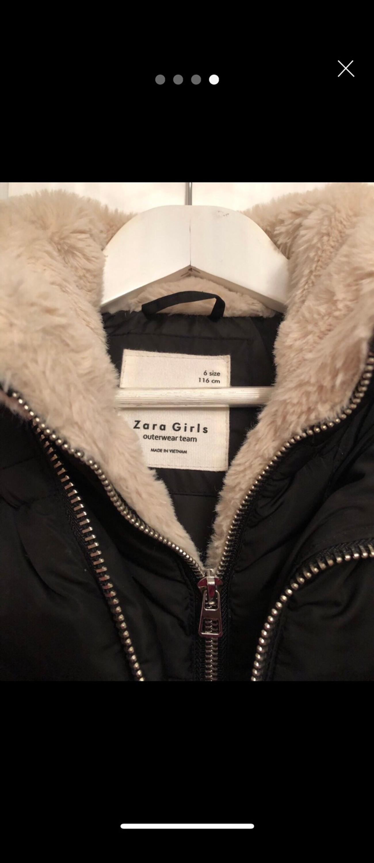 53920c2e Girls jacket (Zara) in WD23 Hertsmere for £18.00 for sale - Shpock