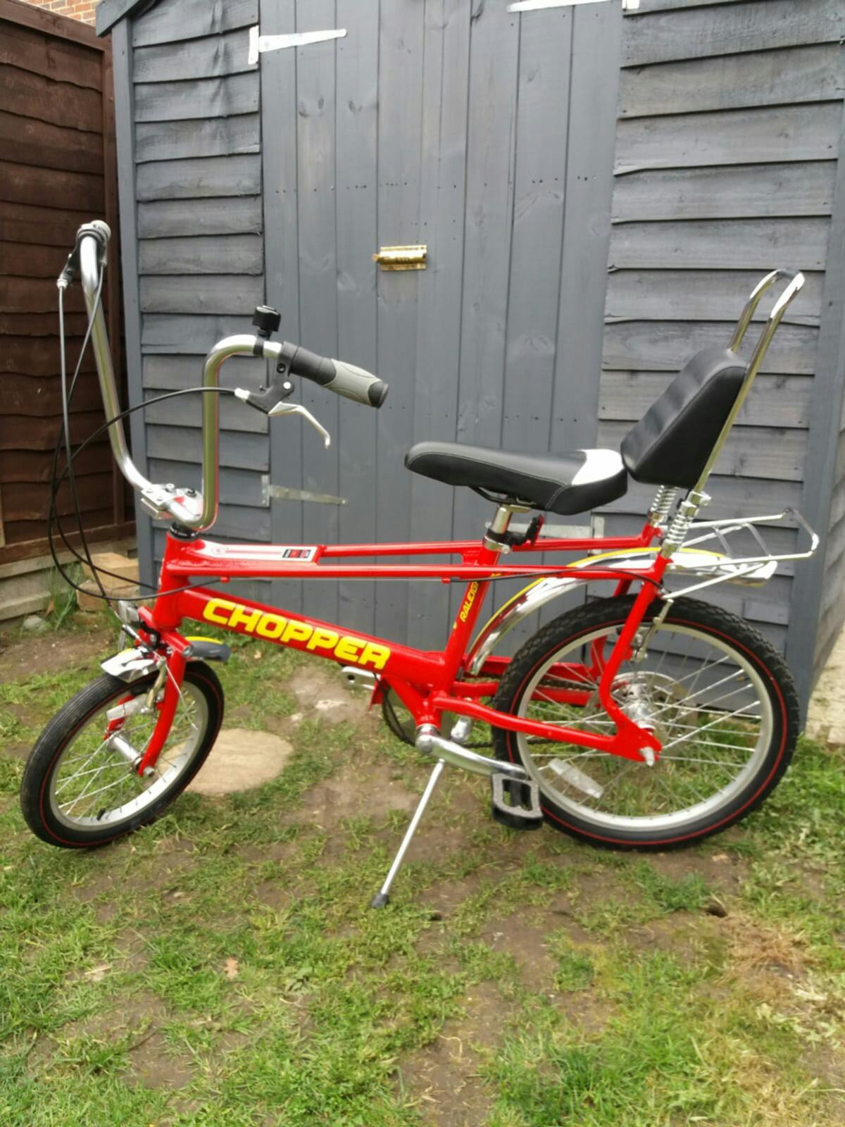 NO 1969 RALEIGH CHOPPER MK3 LIMITED EDITION in London