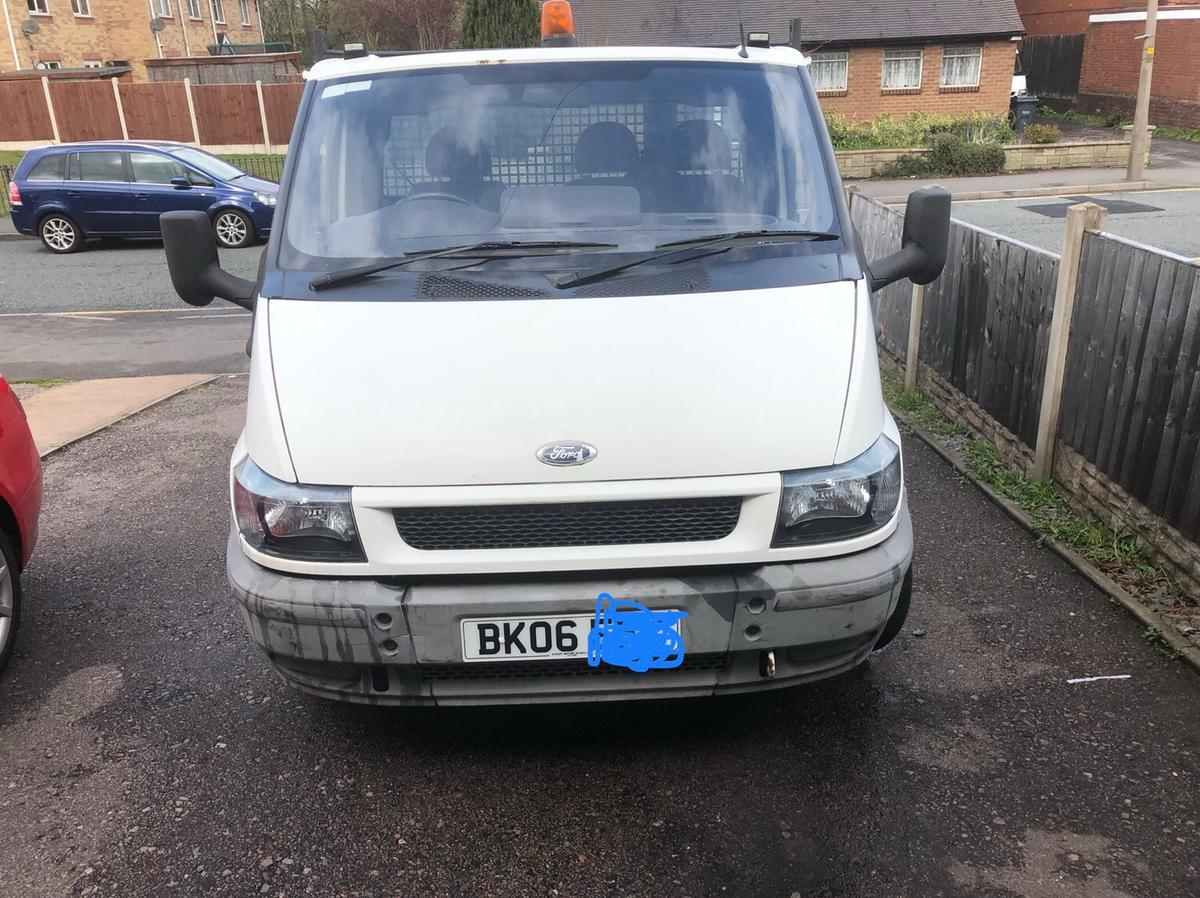 b1e48c2c51 Ford transit tipper in B69 Sandwell for £2