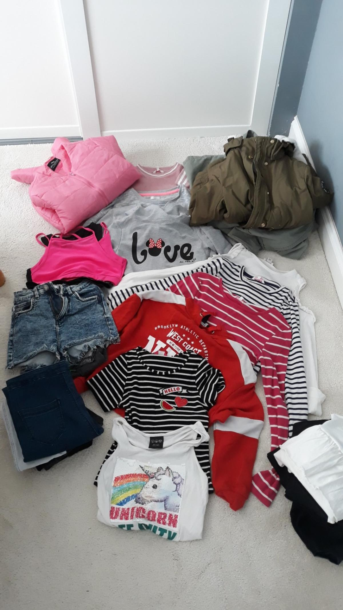 3321c7f04dcd9e clothes bundle for 10-11 year old girl in Northampton for £15.00 for ...