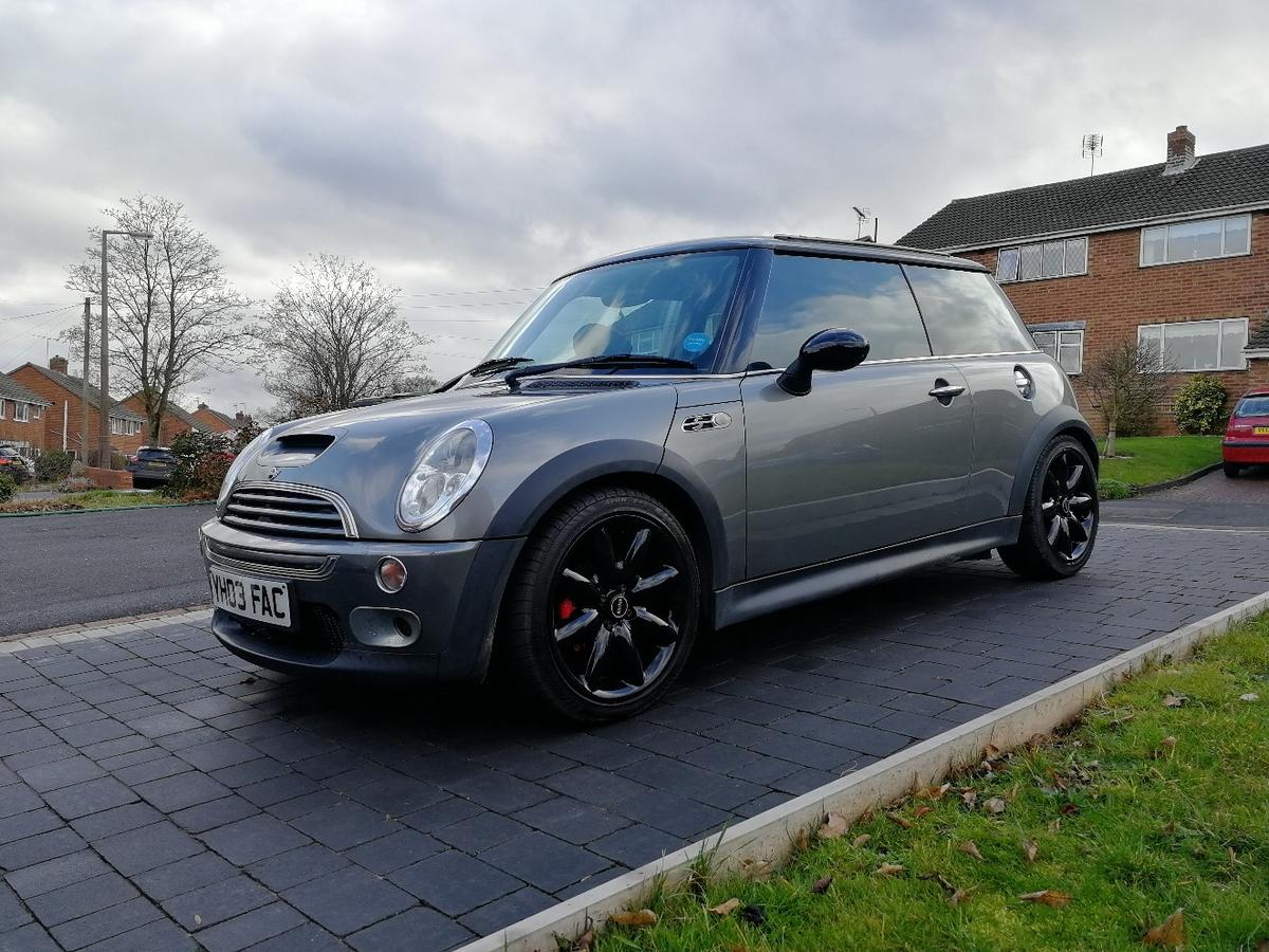 Mini Cooper S R53 in Nuneaton and Bedworth for £1,600 00 for