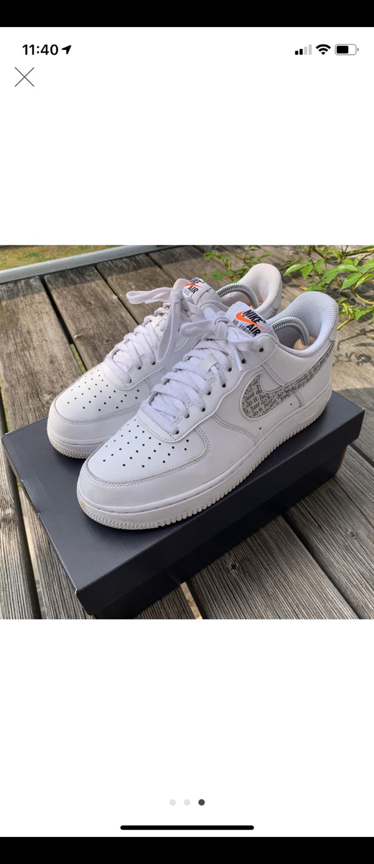 Nike Air Force 1'07 LV8 Gr. 42,5