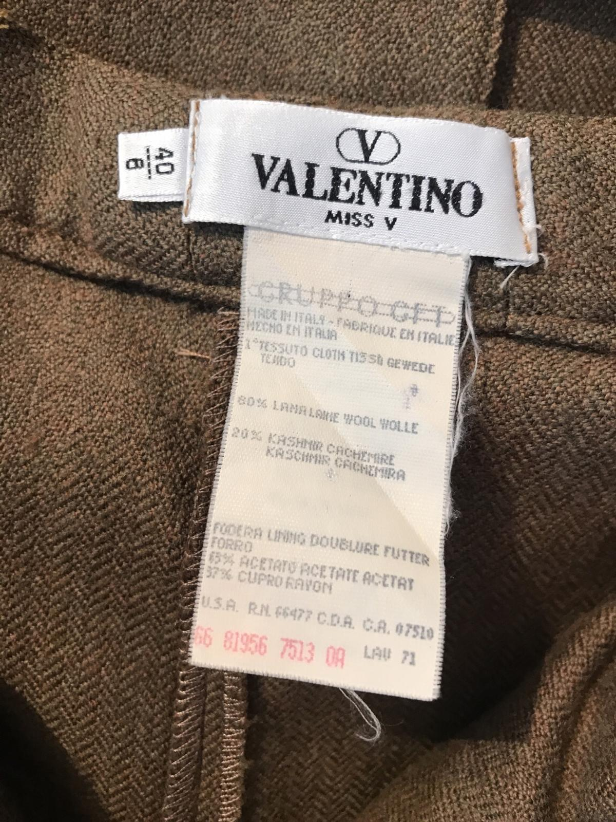 6e87951de Size 10 Vintage Womens Valentino Suit in E17 London for £50.00 for ...