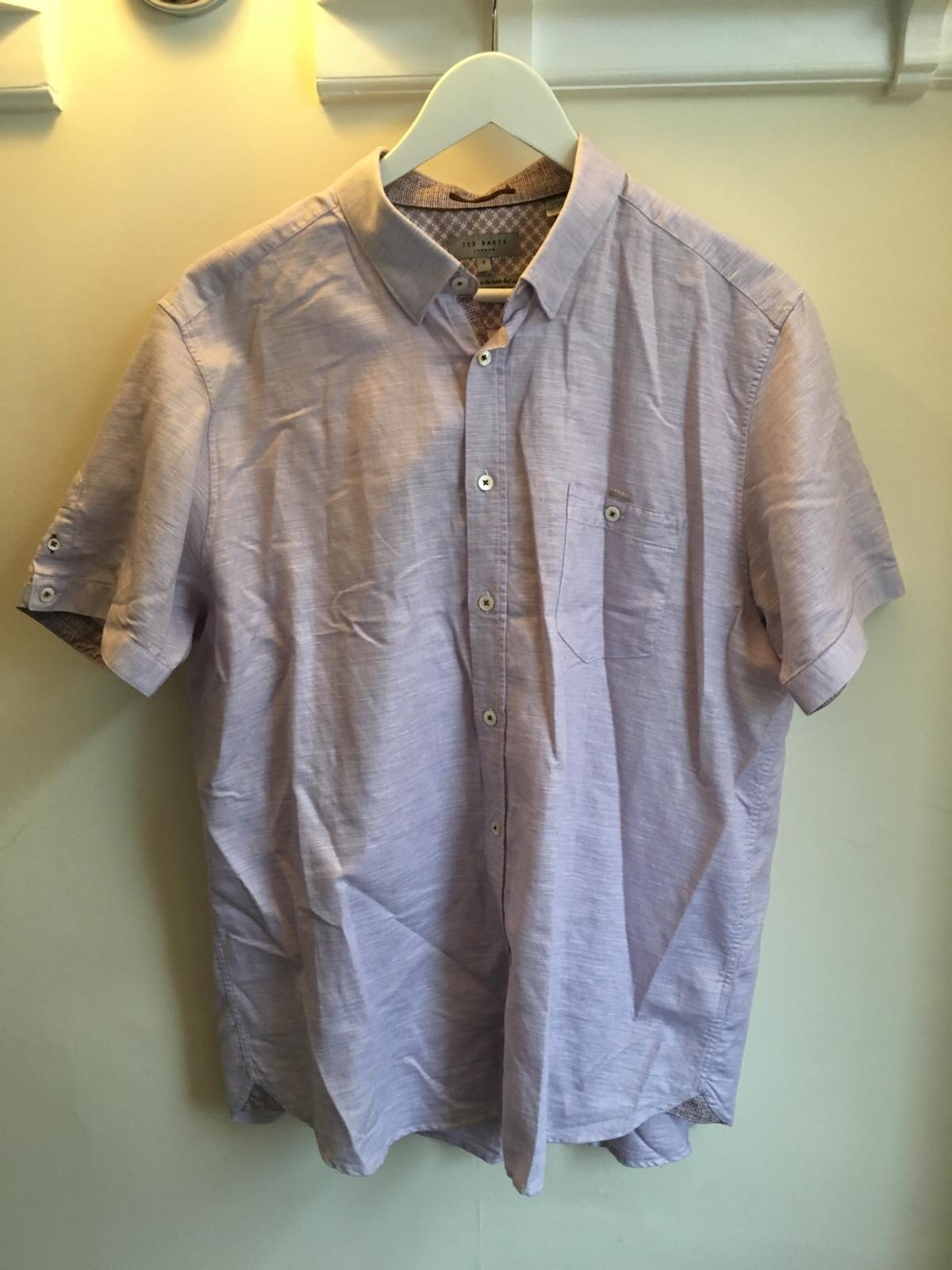 c8949c2faf03 Men s Ted Baker Shirt Size 6 in S40 Chesterfield for £15.00 for sale ...