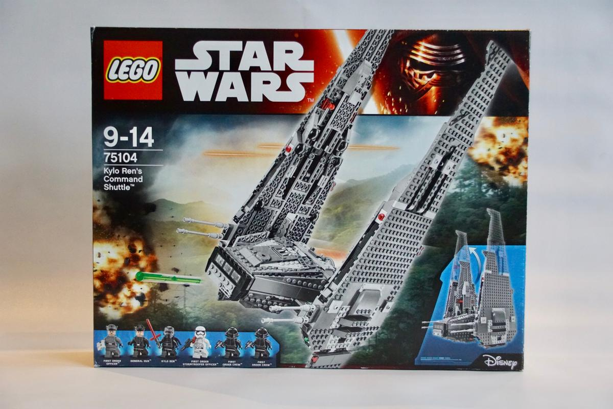 Lego Star Wars Kylo Rens Command Shuttle In 6370 Reith Bei