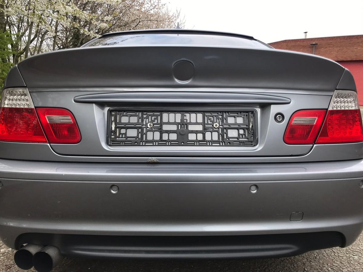 Bmw E46 Boot Lid In B11 Birmingham For 100 00 For Sale Shpock