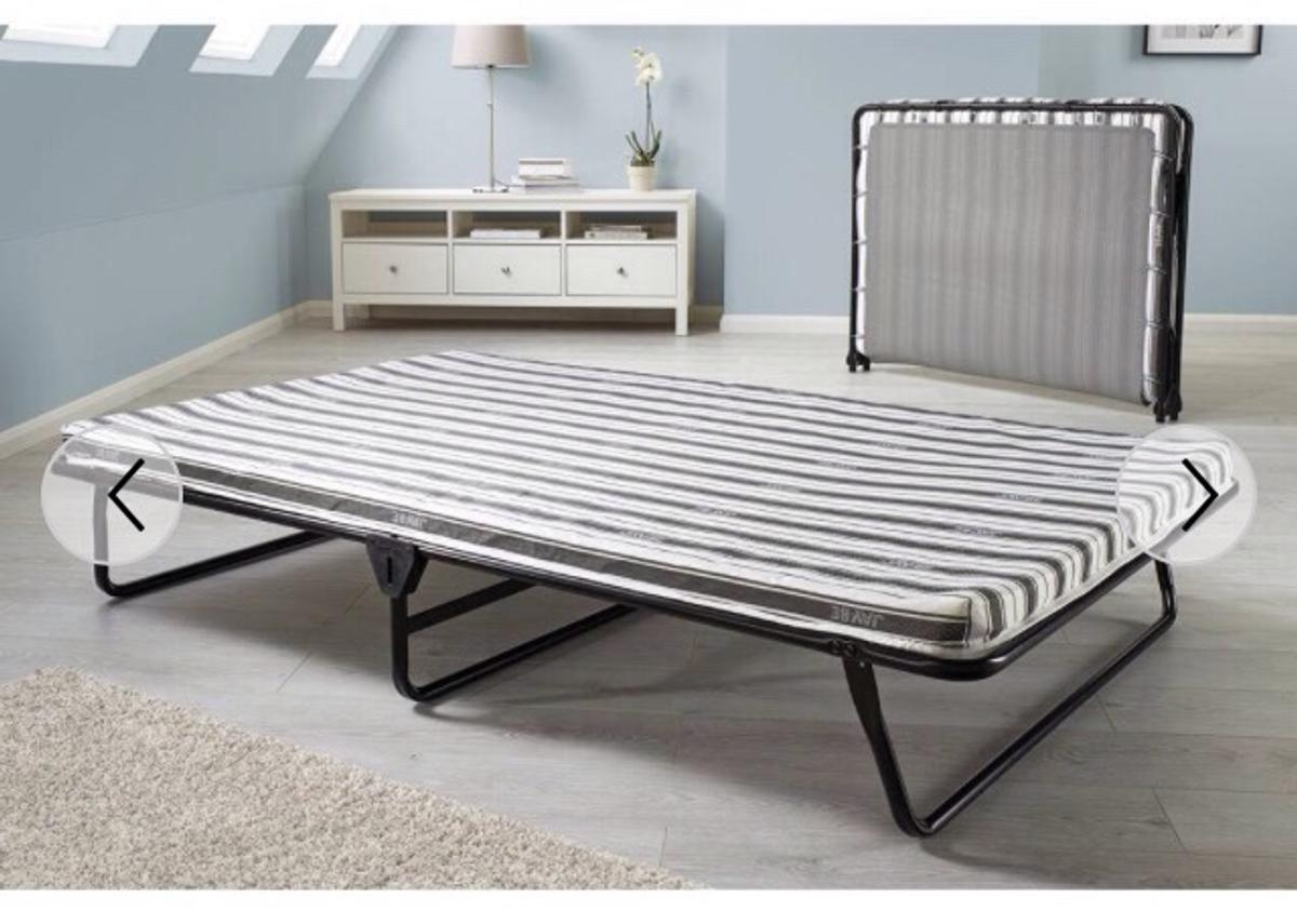 - JAY-BE Value Folding Guest Bed - Double In HA5 3LA 伦敦 Für 80,00