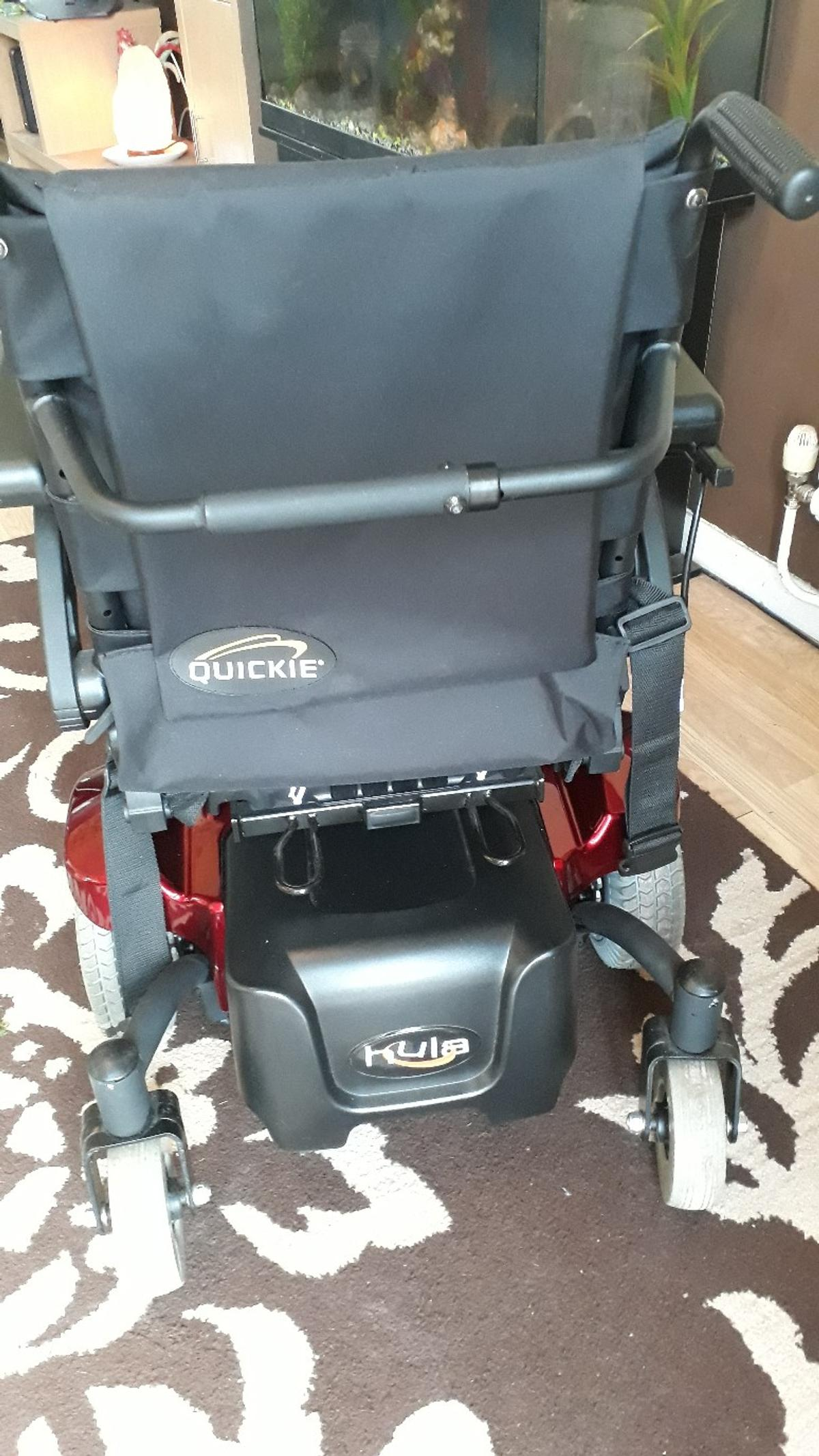 Hula Quickie Electric Wheelchair in St Albans for £600 00