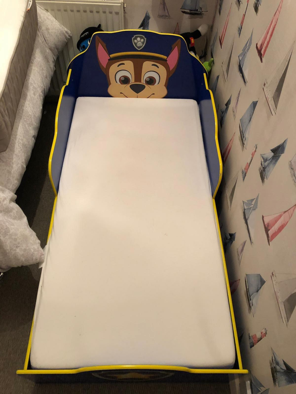 Astounding Wooden Paw Patrol Bed In Rm15 South Ockendon For 60 00 For Beatyapartments Chair Design Images Beatyapartmentscom