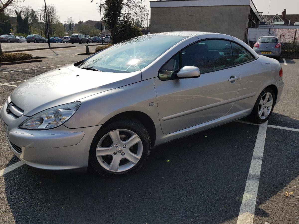 Puegot 307 cc 2 0 Petrol convertable in WV16 Ditton Priors for