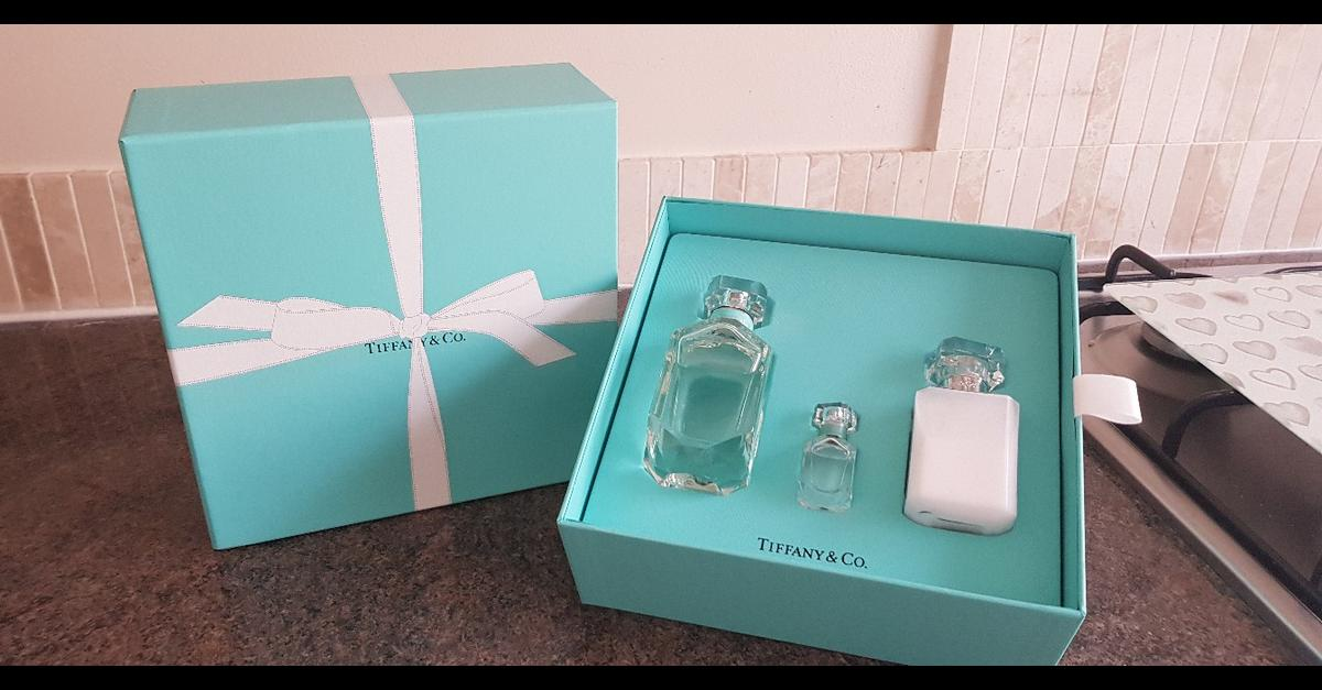 Tiffany Perfume Gift Set In Se9 Bromley For 55 00 For Sale Shpock