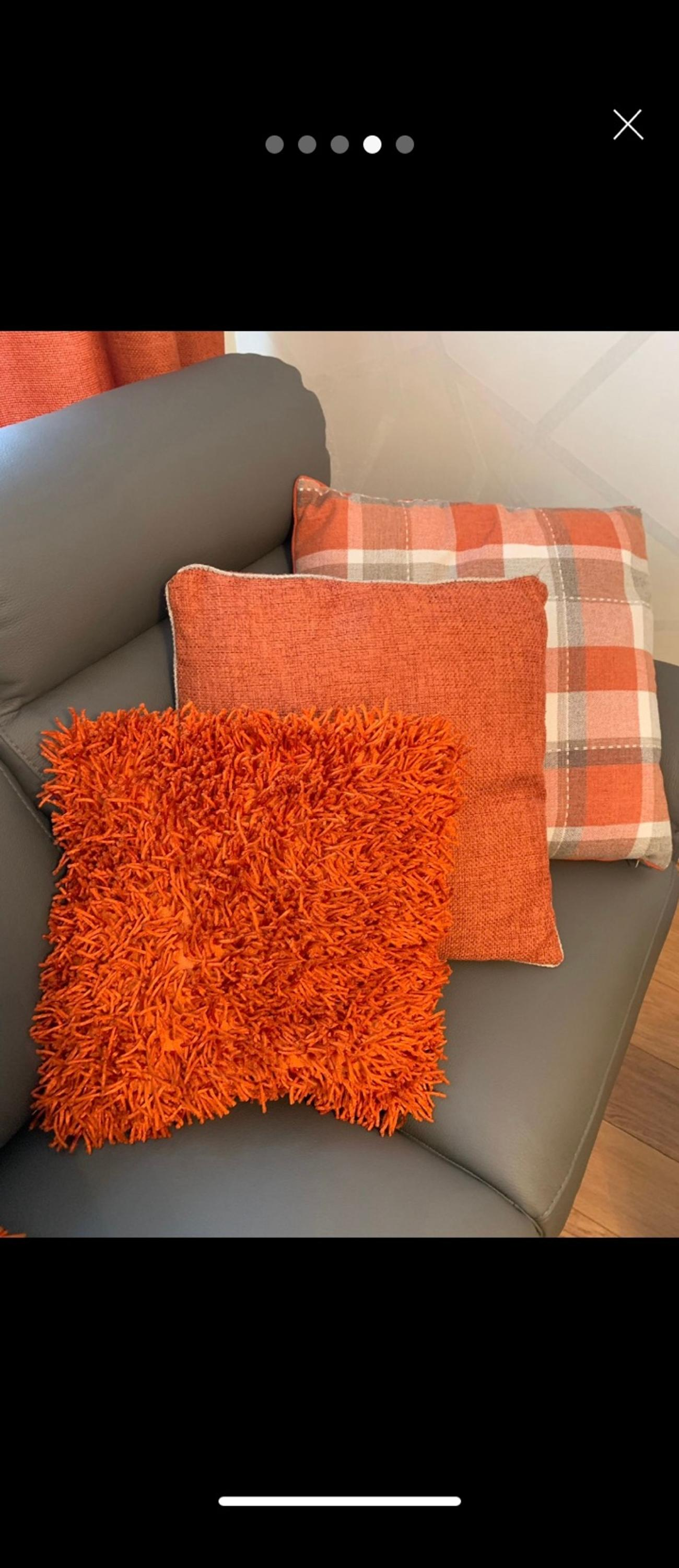 ORANGE LIVING ROOM ACCESSORIES in S35 Sheffield für 45,00 ...
