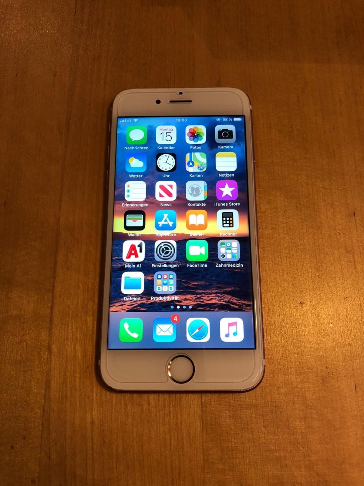 Iphone 6s 64 Gb A1 Simlock A1 Bob Educom In 6060 Hall In Tirol For 170 00 For Sale Shpock