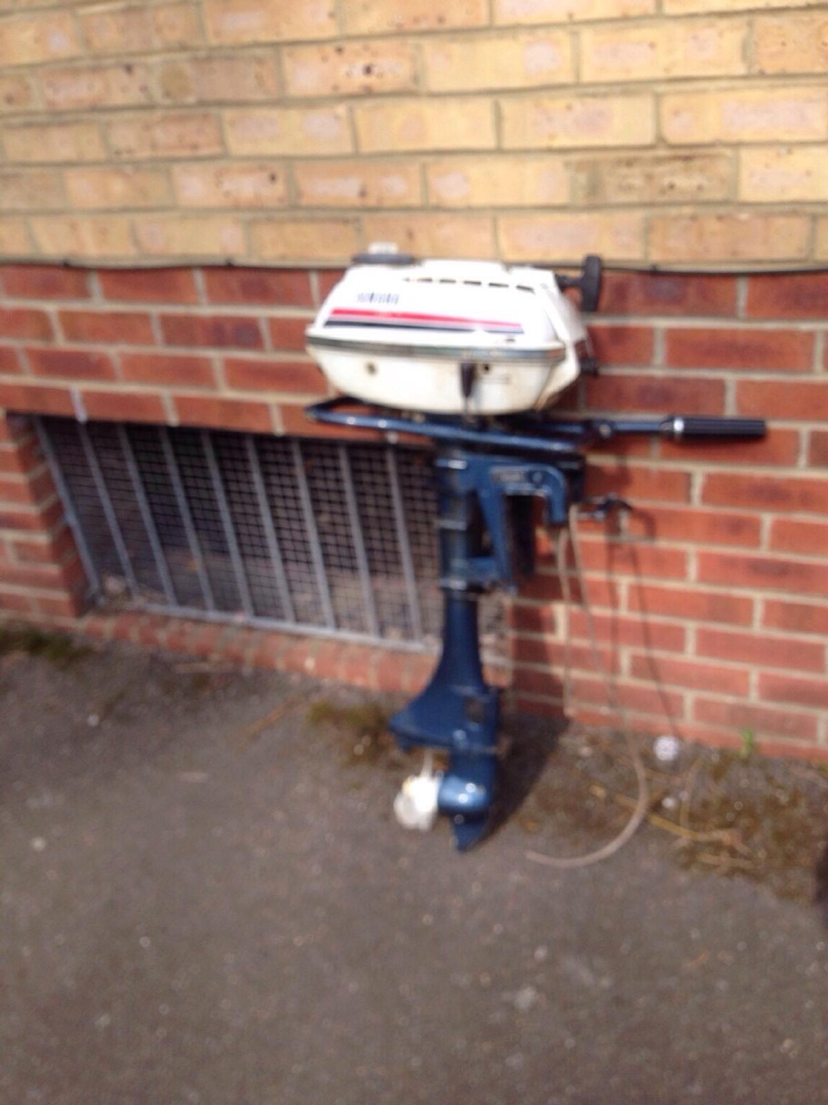 Yamaha3 5hp outboard in Runnymede for £175 00 for sale - Shpock