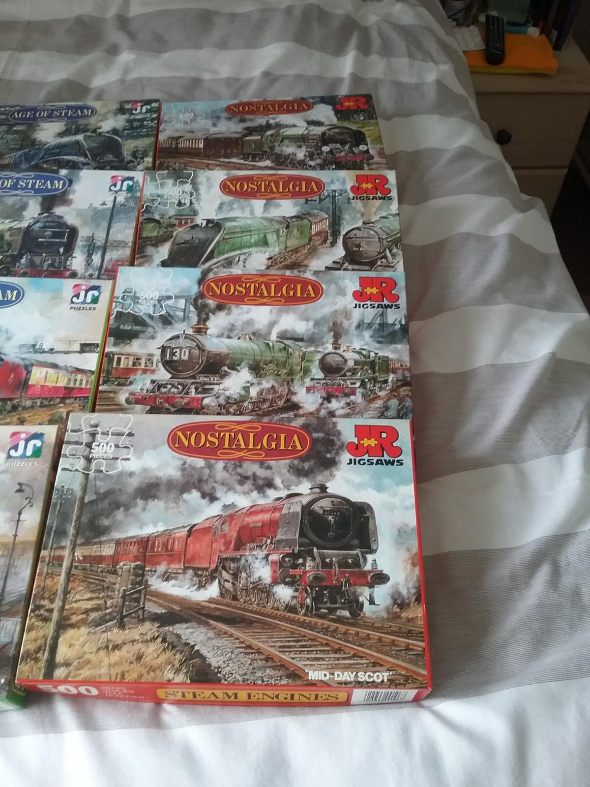 jigsaw puzzles in PO8 Hampshire for £9 00 for sale - Shpock