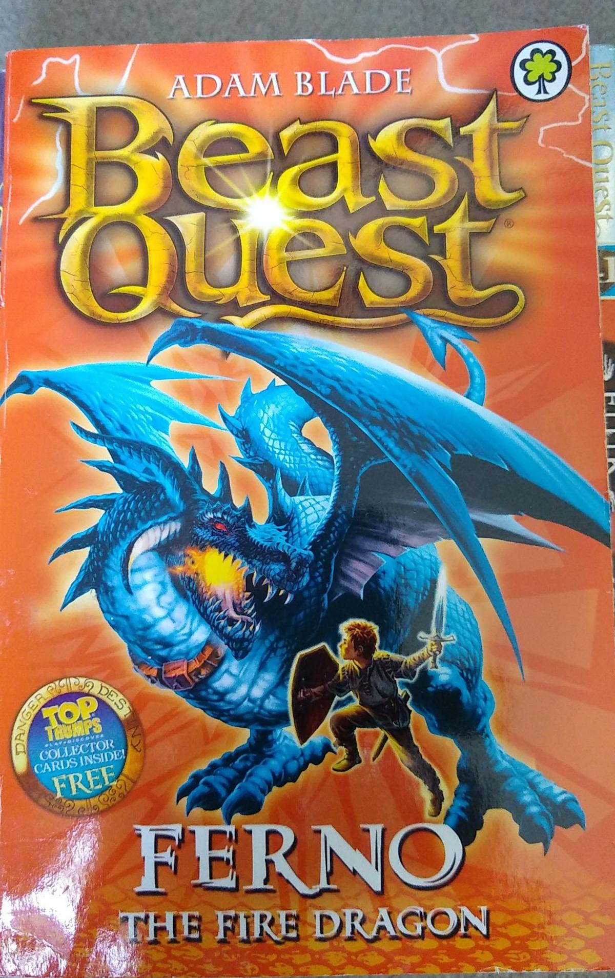 beast quest  sea quest books 37 books total in blaby for