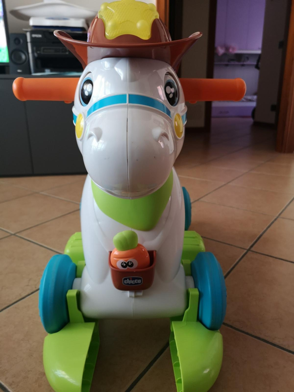 Chicco Rodeo Con Dondolo.Chicco Rodeo 2 In 1 In 42013 Casalgrande For 25 00 For Sale Shpock