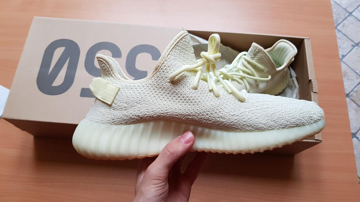 5b9b3ec7f9f04 Adidas Yeezy Boost 350 v2 Butter US11 in 3021 Pressbaum for €240.00 for sale  - Shpock