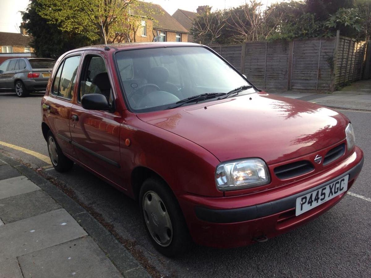 1997 Nissan Micra Automatic in MK14 Pagnell for £350.00 ...