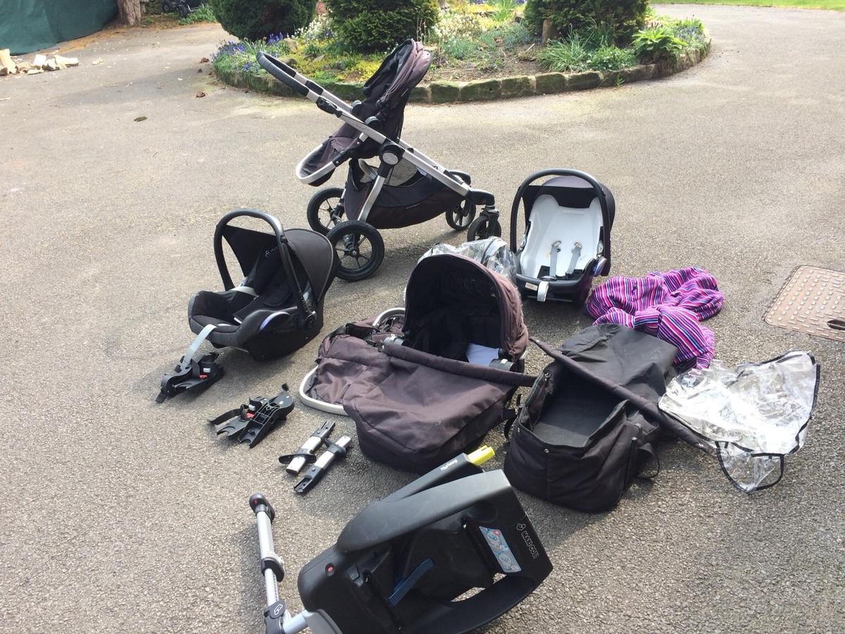 Baby Jogger Twin Pushchair Offers