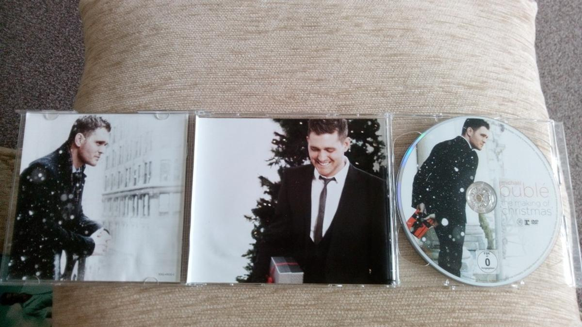 Michael Buble Christmas Album.Michael Buble Christmas 2011 2 Discs In Ws3 Walsall For