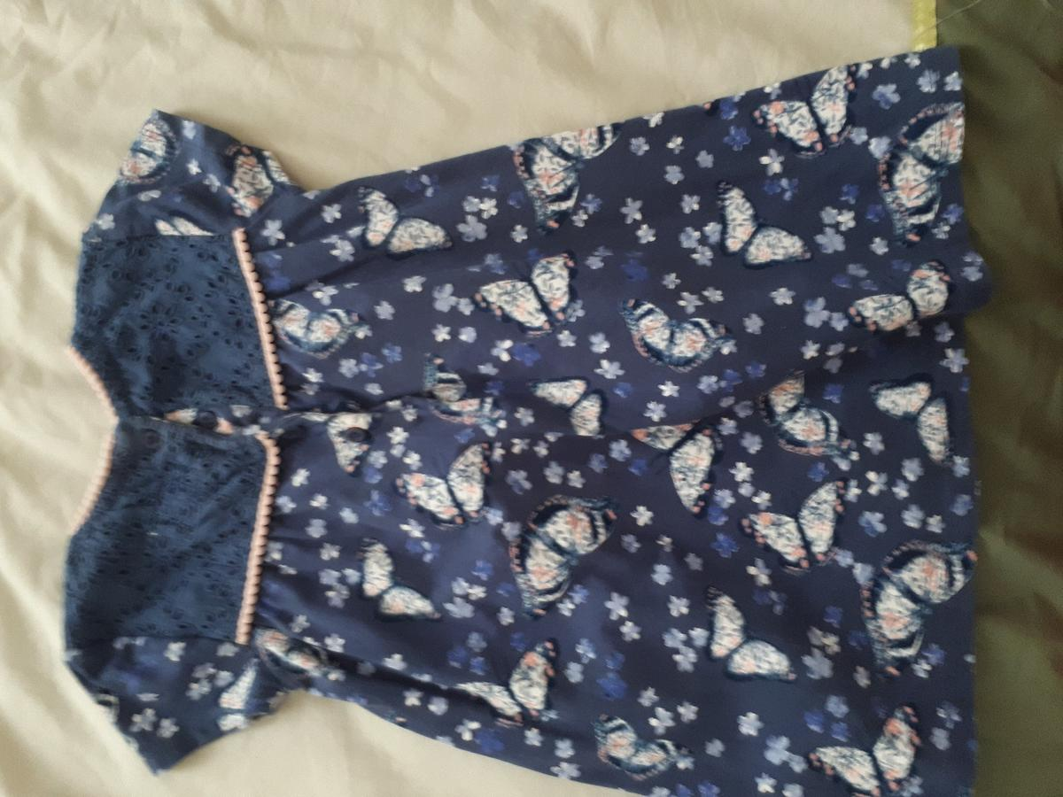 c39bbe32e74 girls mantaray summer dress 12 months in L4 Liverpool for £3.00 for ...