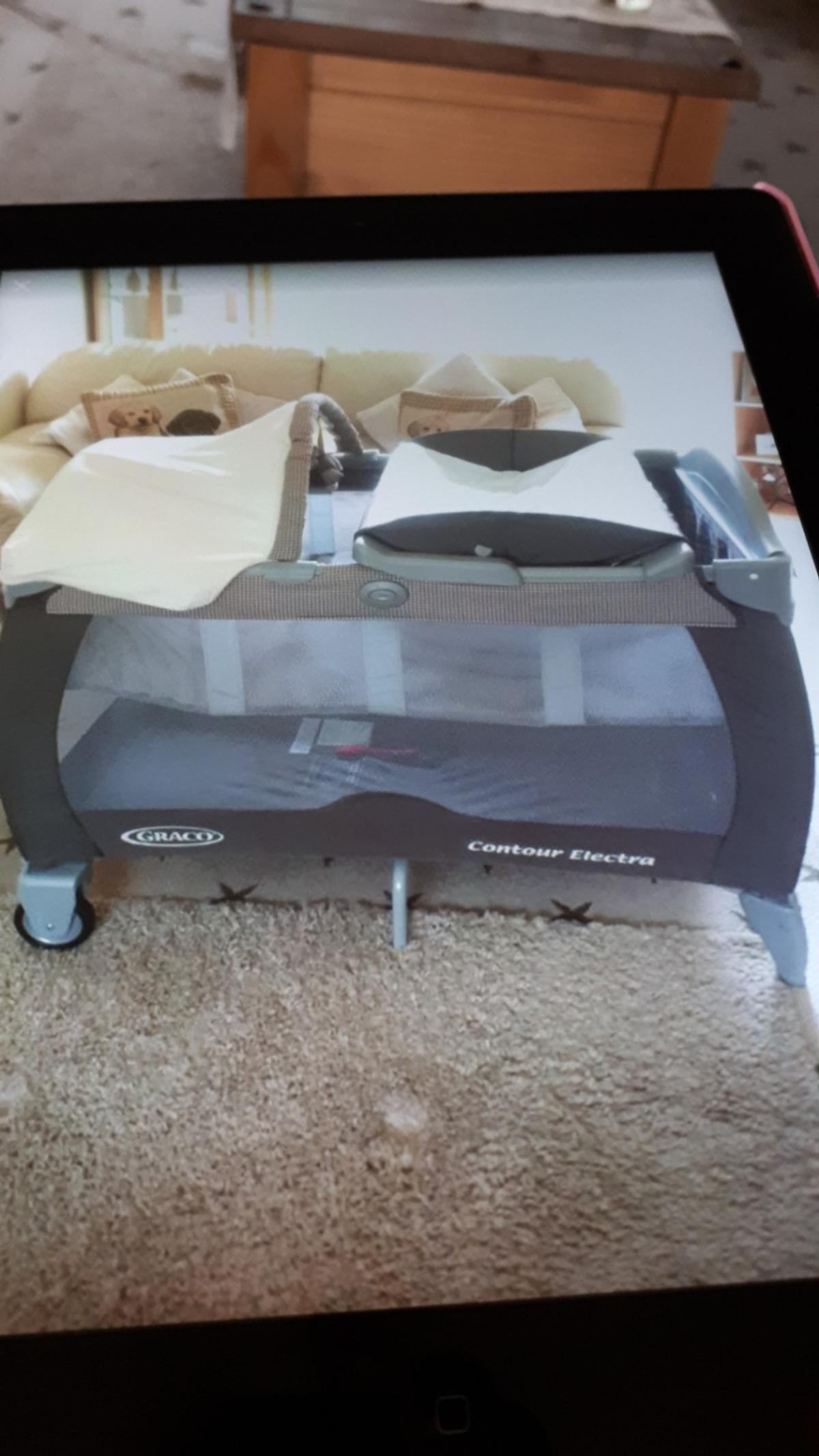 graco travel cot/playpen in WV5 Staffordshire for £40 00 for
