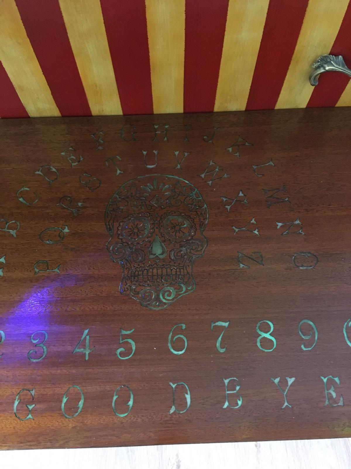 Ouija Board Coffee Table In Wr11 Wychavon For 50 00 For Sale Shpock