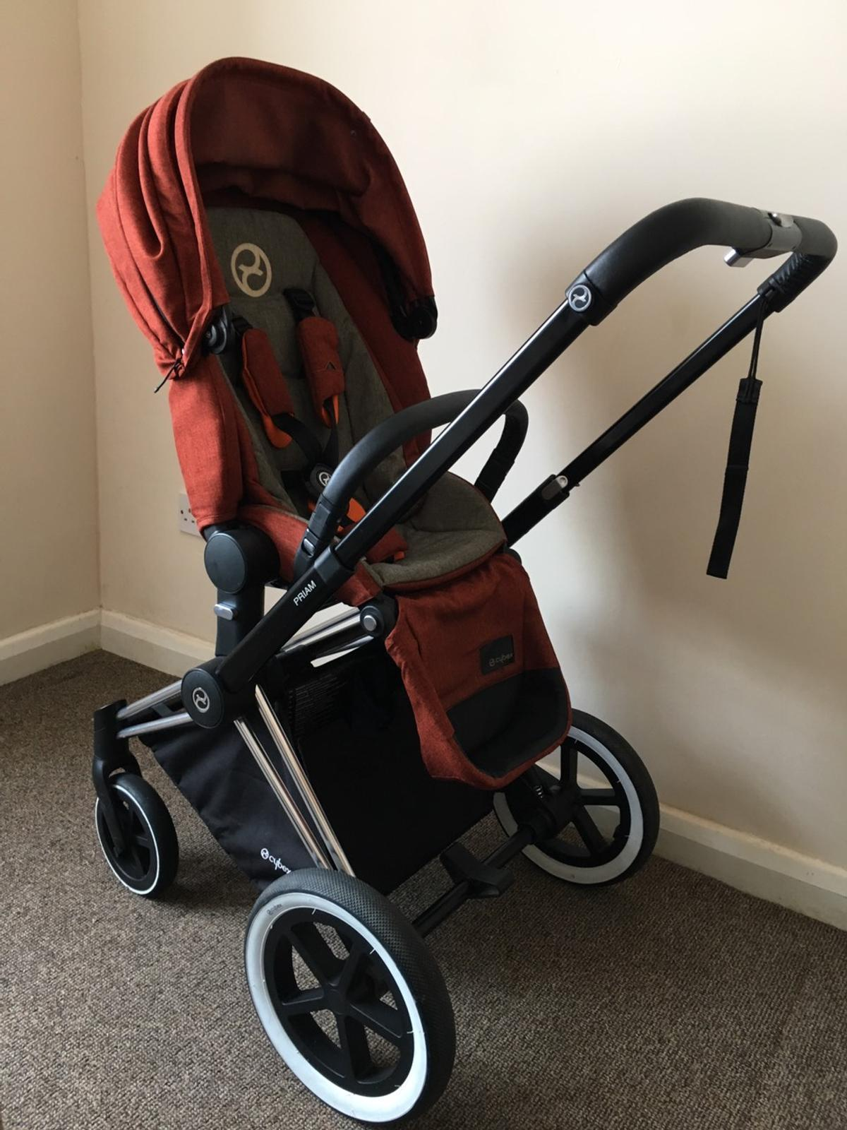 Cybex Platinum Priam Autumn Gold In Sl1 Slough For 550 00 For Sale