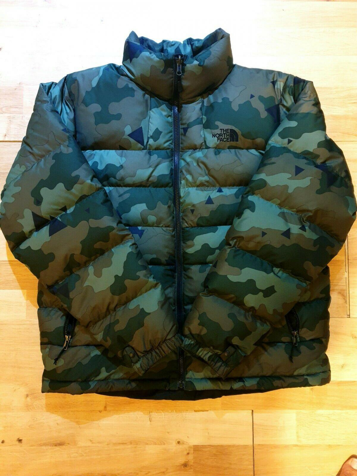 6283062dd THE NORTH FACE 700 GOOSE DOWN NUPTSE CAMO, in G52 Glasgow for ...