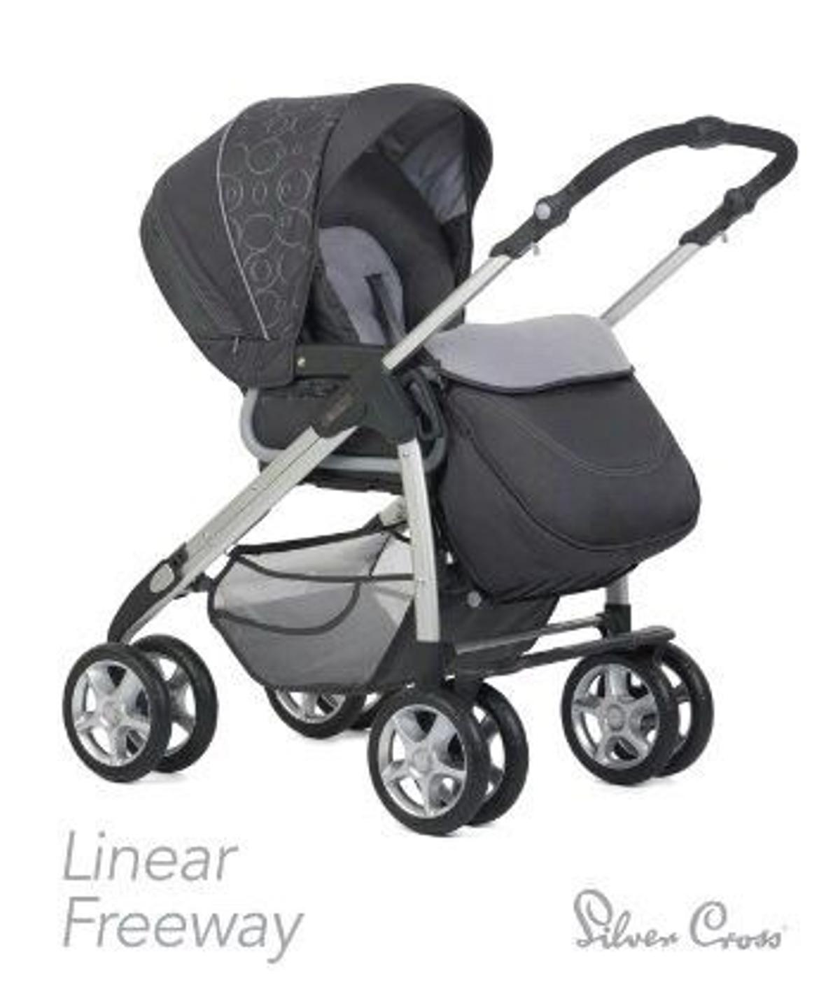 Pram Pushchair Silver Cross Linear Freeway In M16 Manchester For