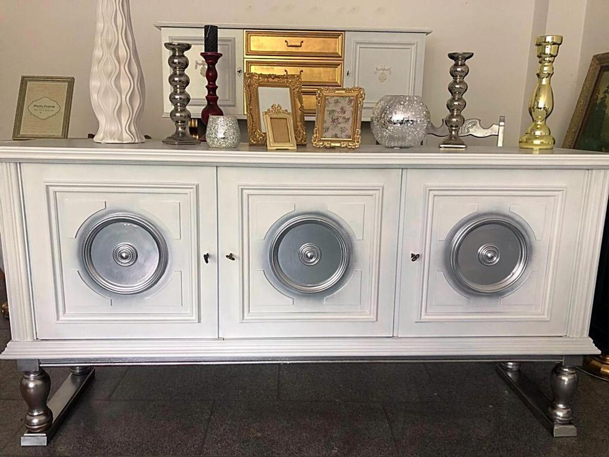 Sideboard Kommode Rustikal Shabby Chic Barock In 59069 Hamm For