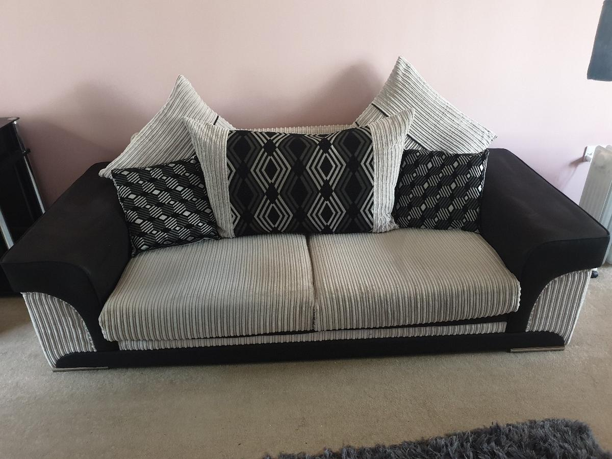 Sofas And Swivel Chair