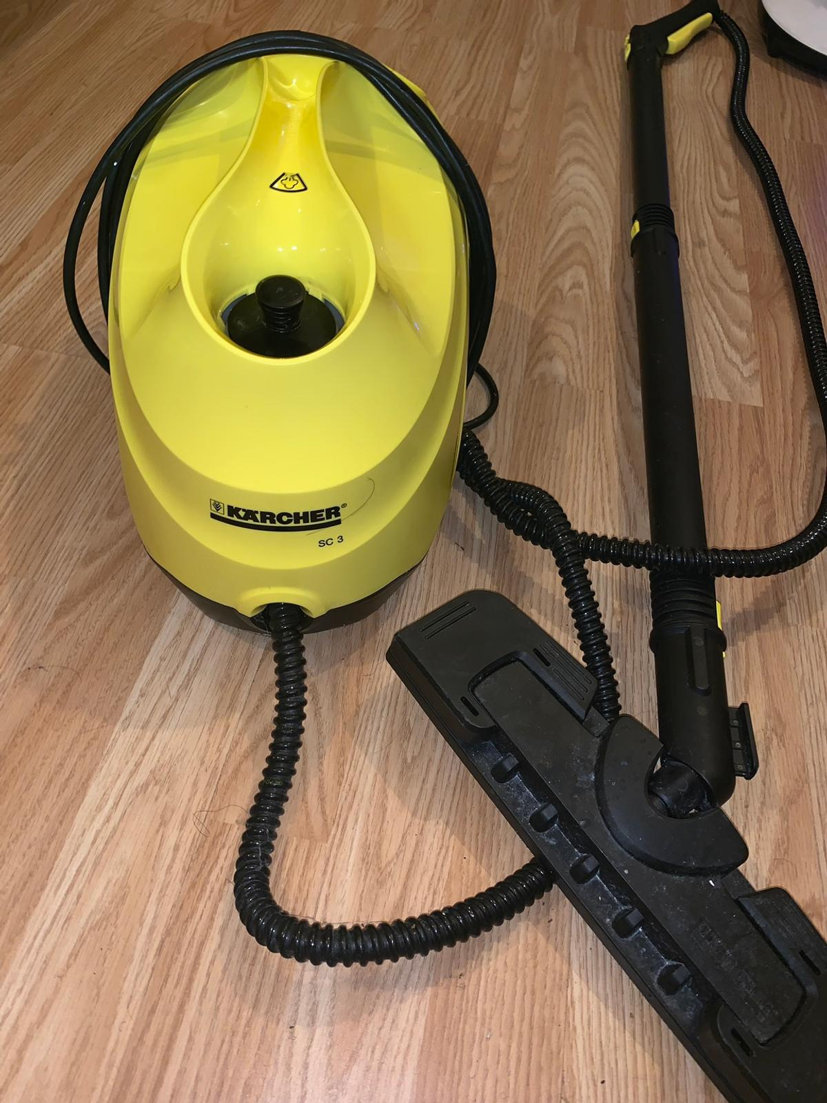 Karcher S3 steam cleaner in W12 London