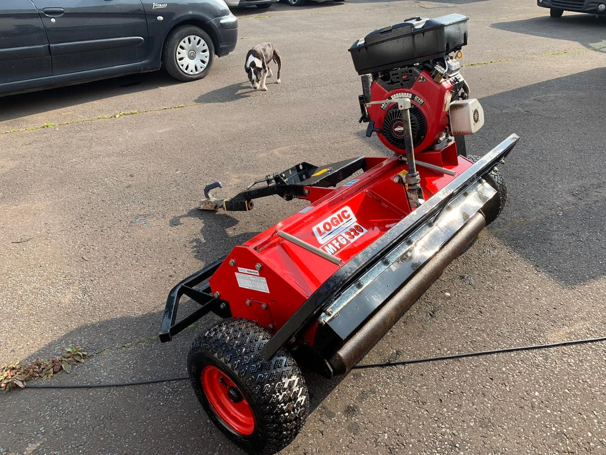 Flail ATV Quad Mower in BS30 Warmley for £1,250 00 for sale - Shpock