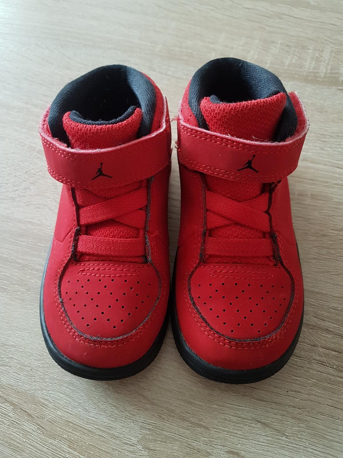 d5d4f0343c2c62 Nike Air Jordan gr. 23.5 in rot in 64297 Darmstadt for €25.00 for ...