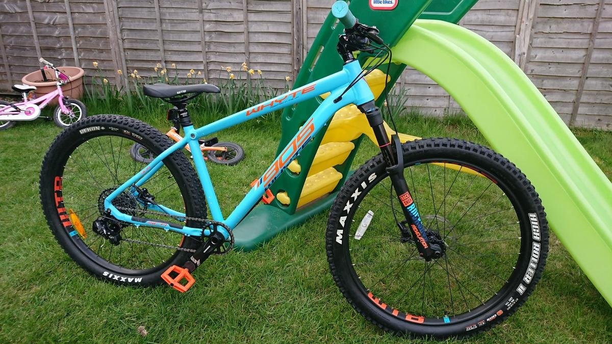 3ed261ff543 Whyte 905 Medium MTB hardtail in WF12 Leeds for £950.00 for sale ...