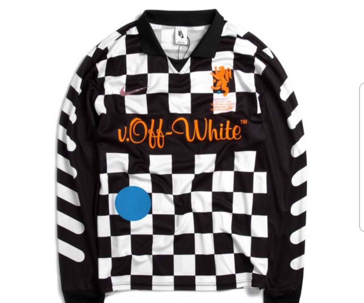 finest selection 194df a2fa0 NIKE X OFF WHITE JERSEY AWAY