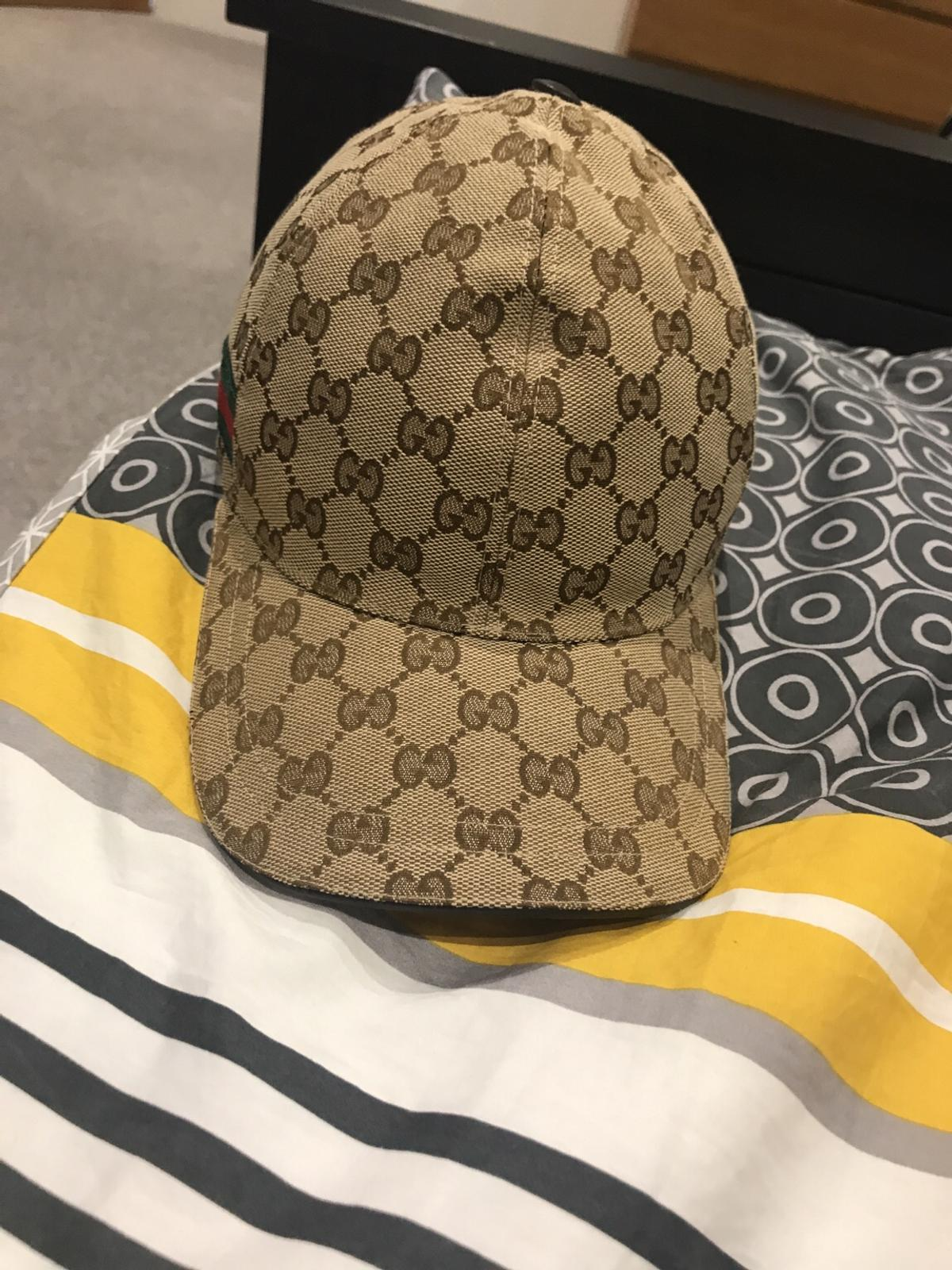 8da6dfdbac0ee Authentic Gucci cap in TS17 Barwick for £130.00 for sale - Shpock