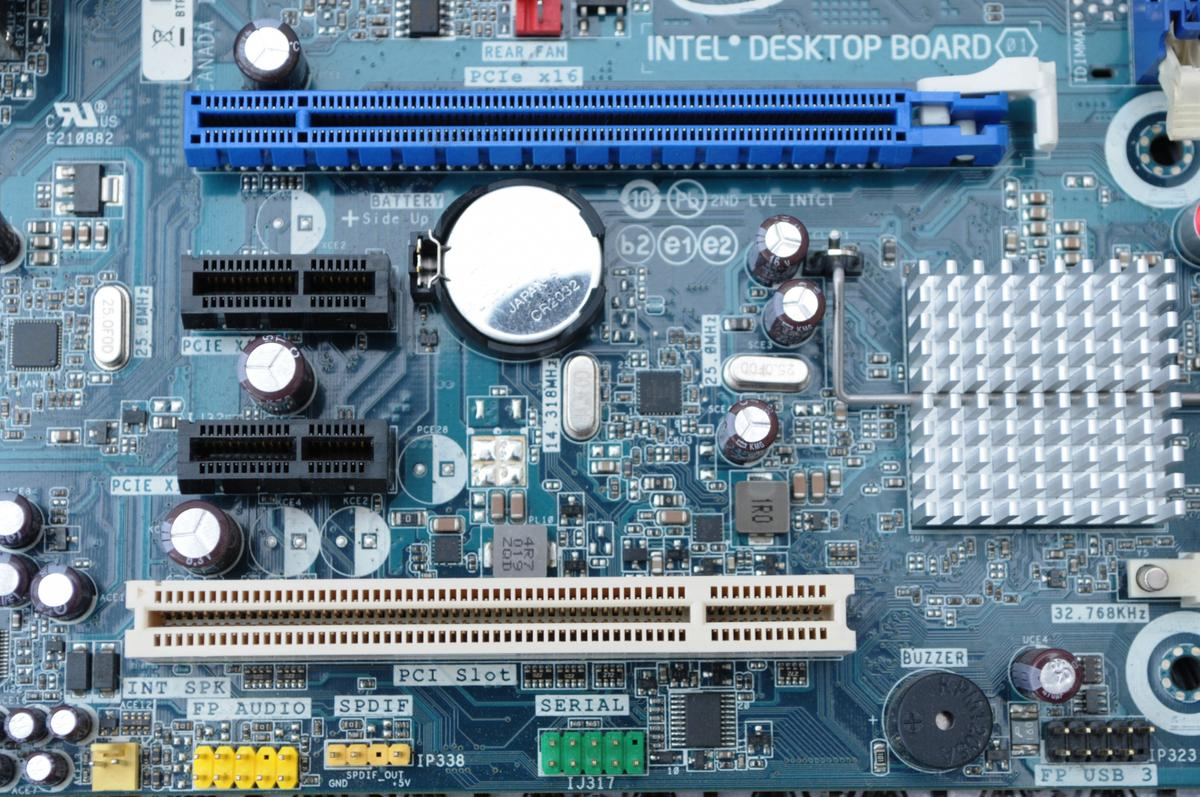 Intel DH55PJ Micro ATX Motherboard in S41 Chesterfield for