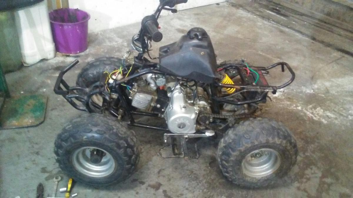 80cc quad for or swaps in CV11 Nuneaton and Bedworth for