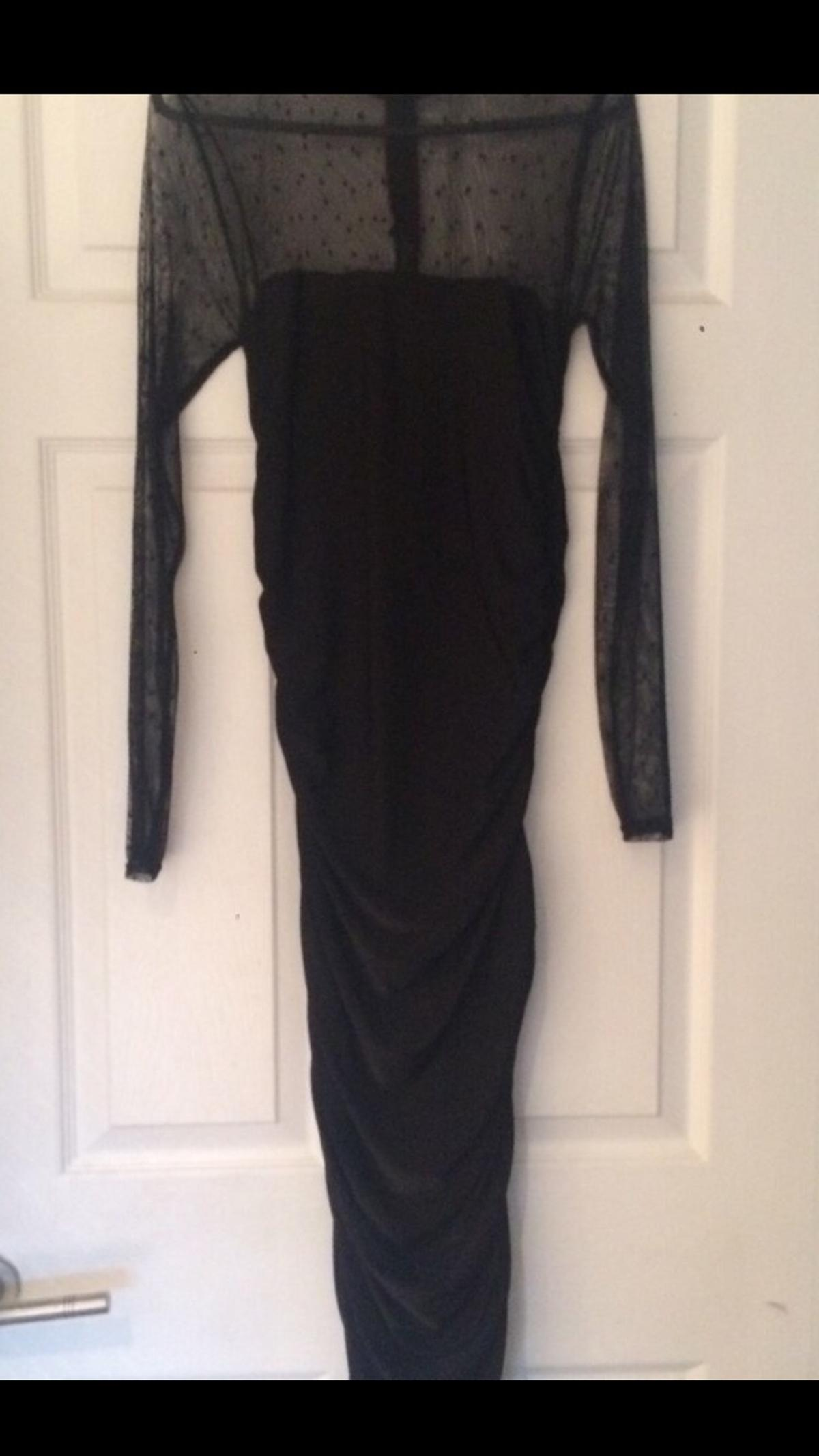 400368a6b31f5 Plt black dress in S8 Sheffield for £4.00 for sale - Shpock