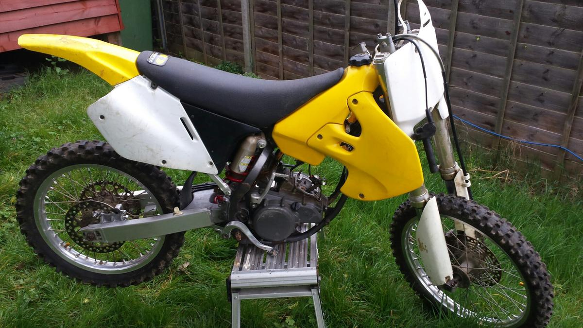 Rm125 2000 model in ME4 Chatham for £550 00 for sale - Shpock