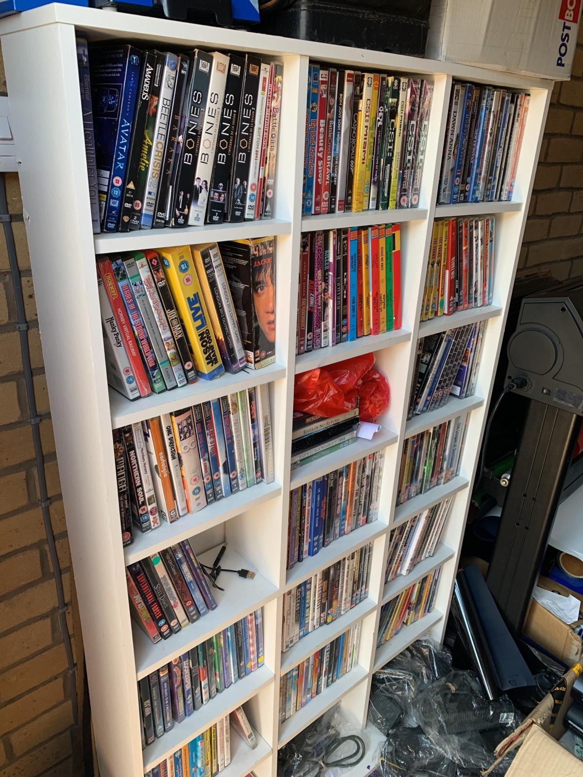 Ex amazon shop new and used dvds