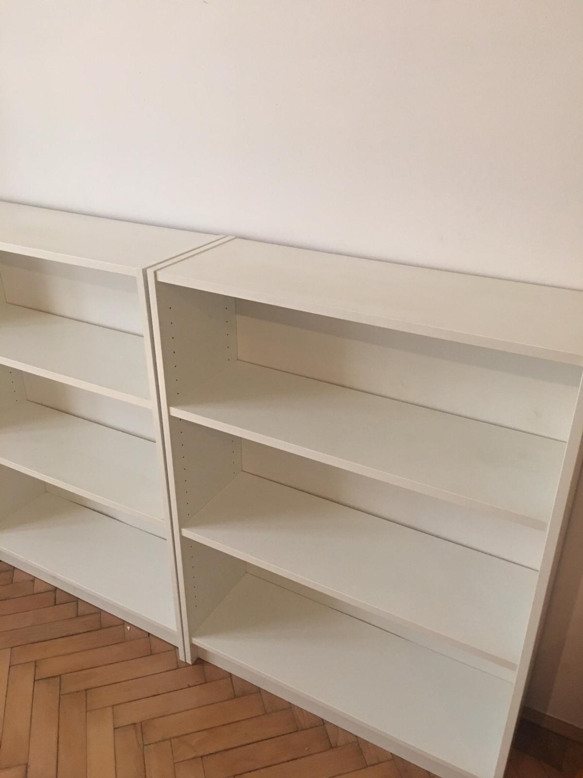 Ikea Billy Regal und 3 Billy Regalböden, € 20, (1070 Wien