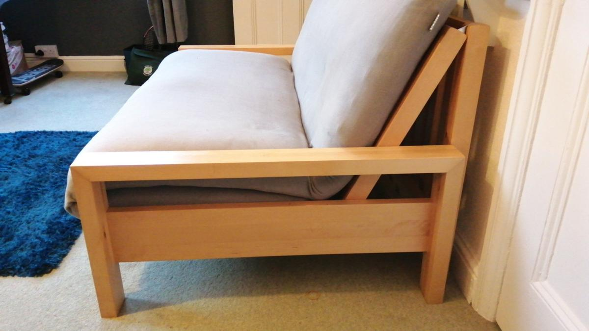 The Futon Company Double Sofa Bed In