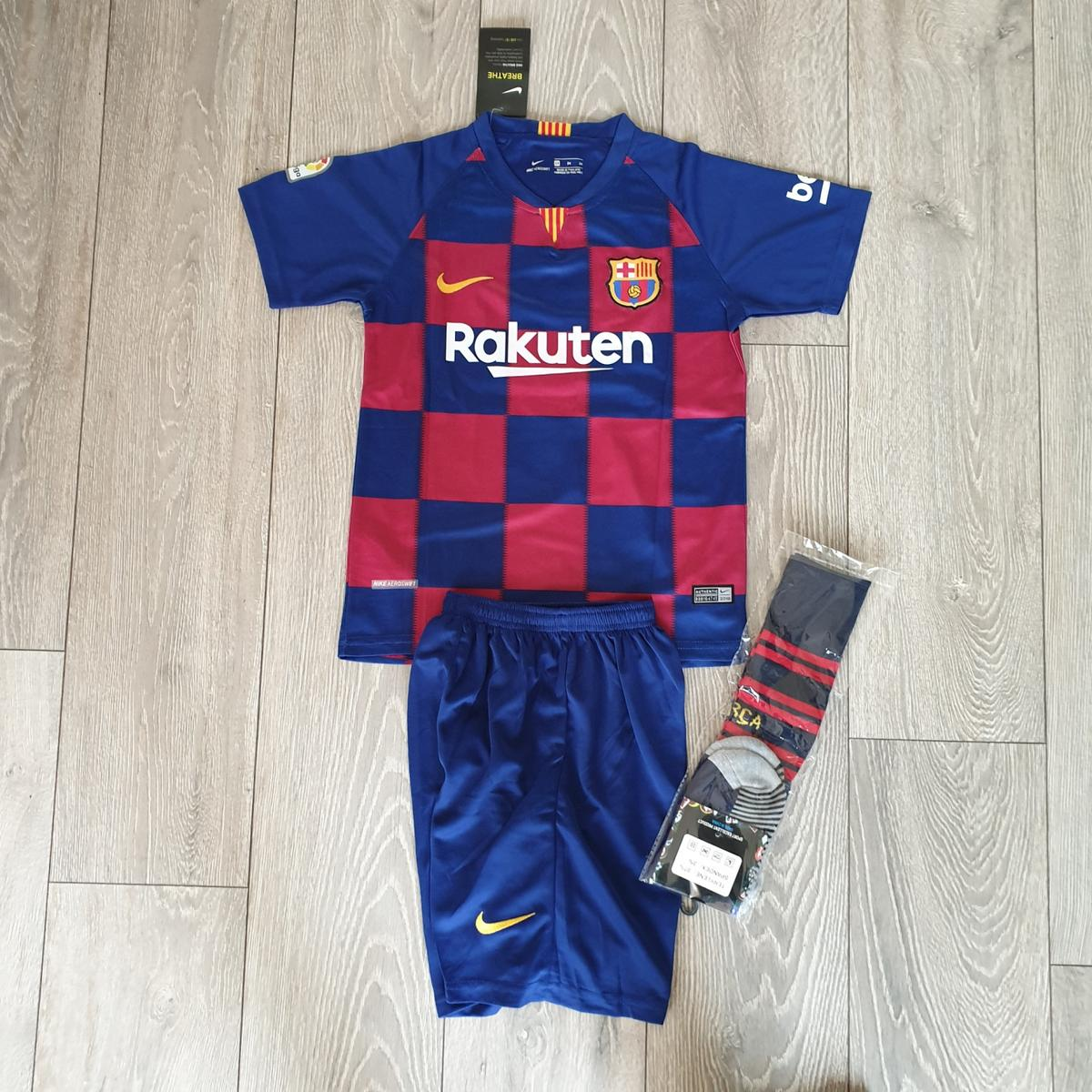 1ad5accdc72 2019 20 Barcelona football kit Messi in CH42 Wirral for £25.00 for ...