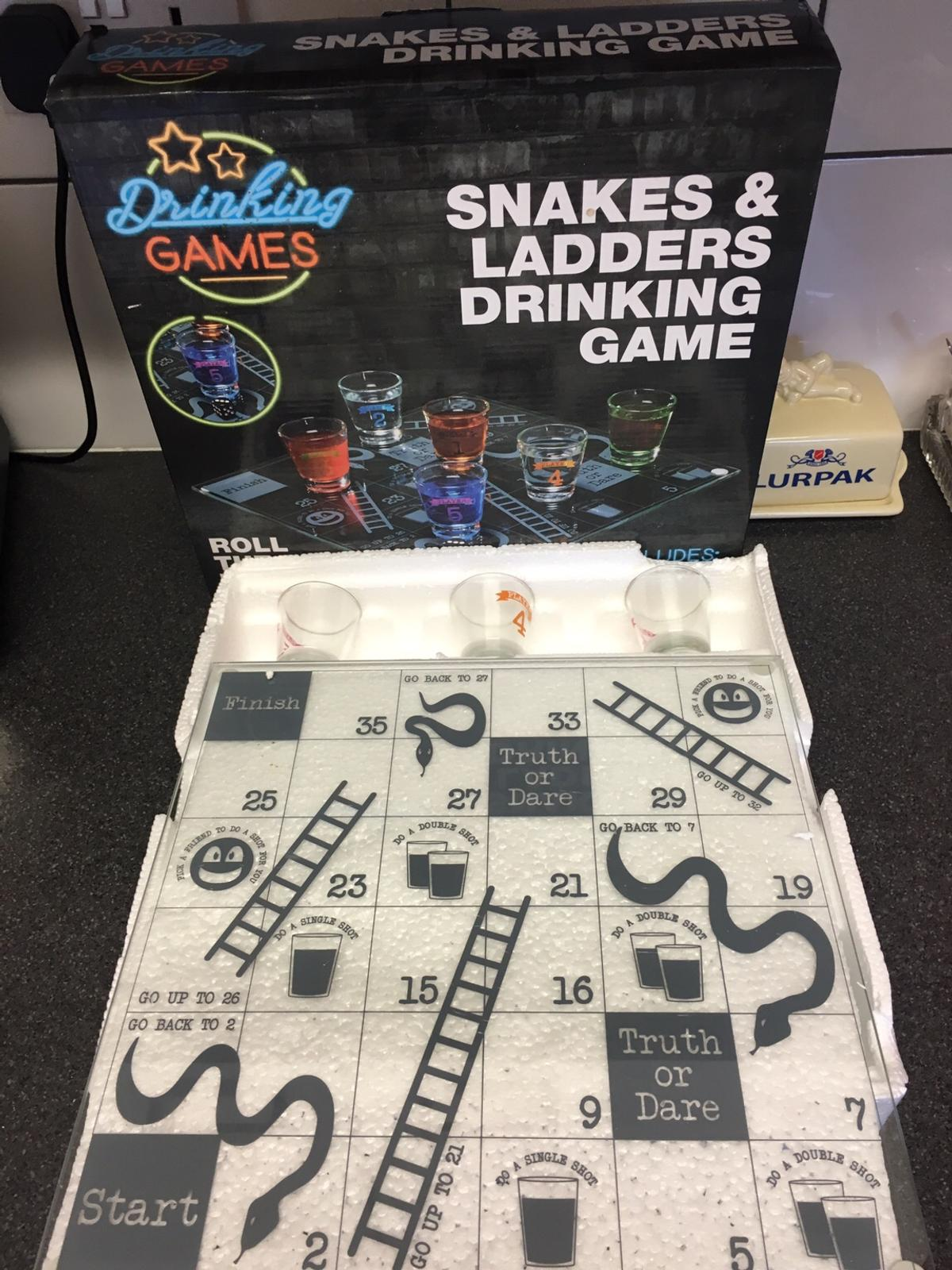 Snakes Ladders Drinking Game In B23 Birmingham For 1 00 For Sale Shpock